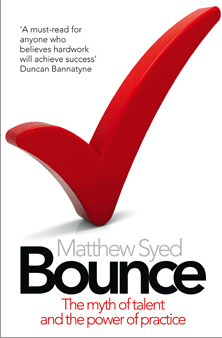 The Bounce Book: Matthew Syed